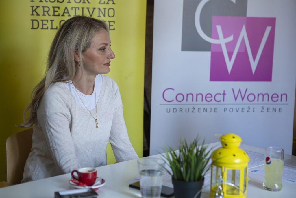Prijatan razgovor u Deli kreativnom prostoru sa Jelenom Đorđević