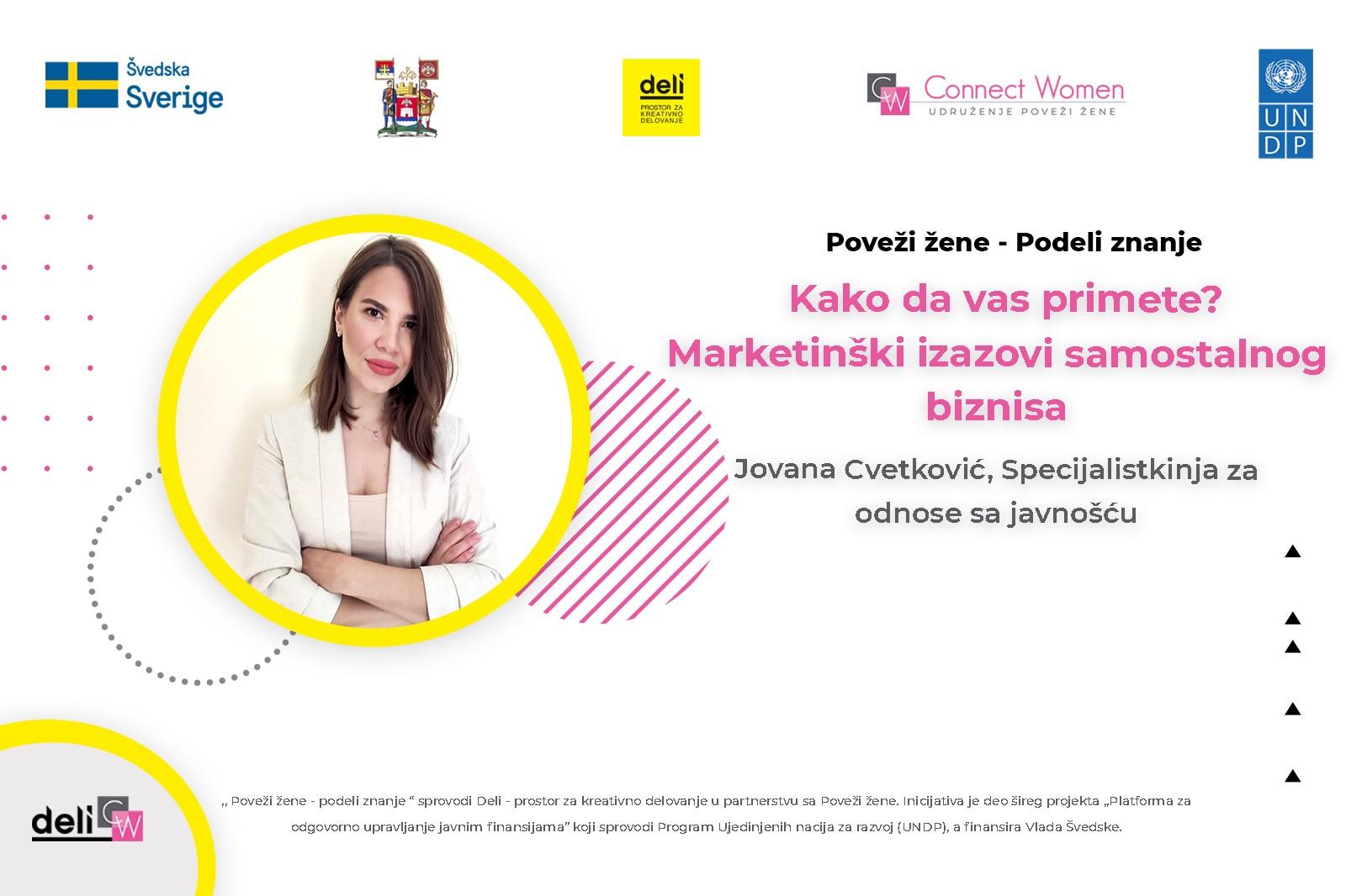 Jovana Cvetković, PR & Community Outreach Specialist at Better Collective