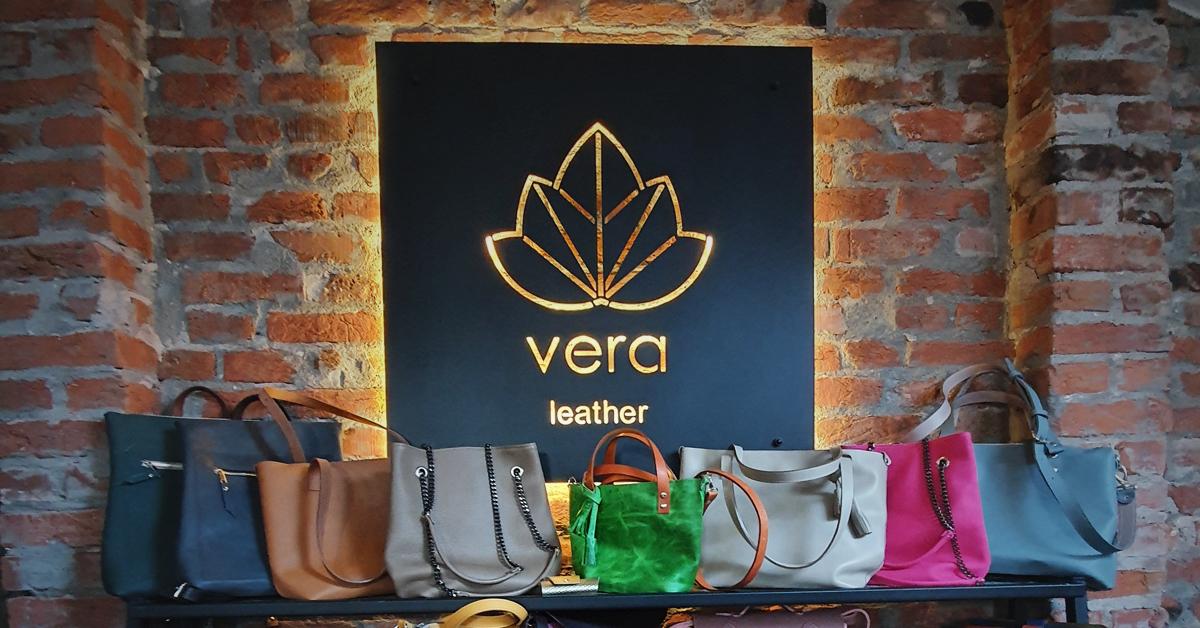 Kožne torbe Vera Leather